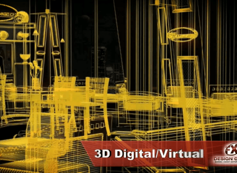 3d Digital/Virtual Demo
