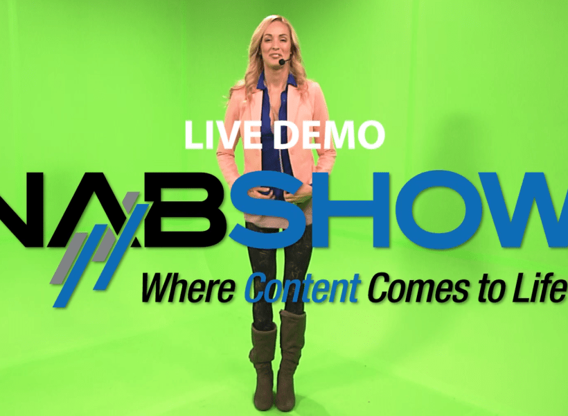 NAB 2015 FX – Hybrid Virtual & Augmented Reality Demo