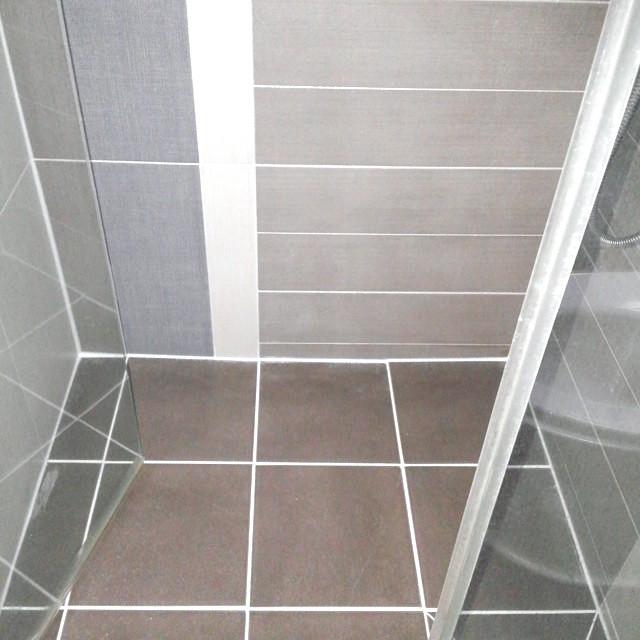 bathroom shower booth tile grout fx grout sealer
