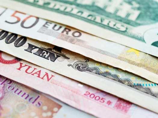 Verschillende Valuta
