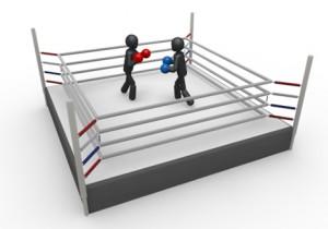 ボクシングリング