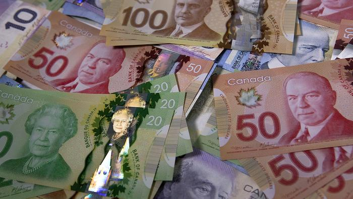 Canadian Greenback Sank with Crude Oil as Well being Care Steered Wall Avenue