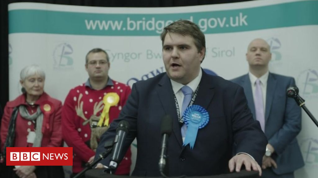 Jamie Wallis: Bridgend MP 'misled press' over sugar daddy website