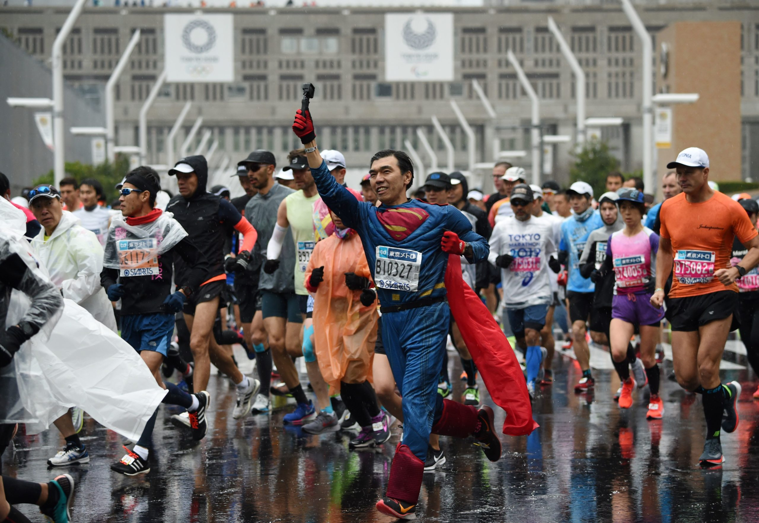 Tokyo Marathon canceled for many runners in an effort to gradual coronavirus