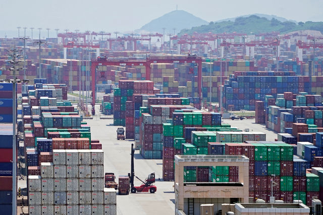 China's ports brace for second hit as virus unfold wipes out exports