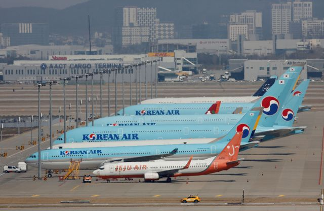 Korean Air to droop flights to Washington from April 13 to Could-end attributable to coronavirus