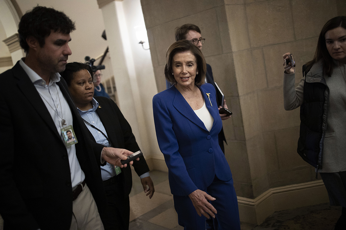 Economists pan Pelosi's proposal to elevate cap on state and native tax deductions in subsequent bailout