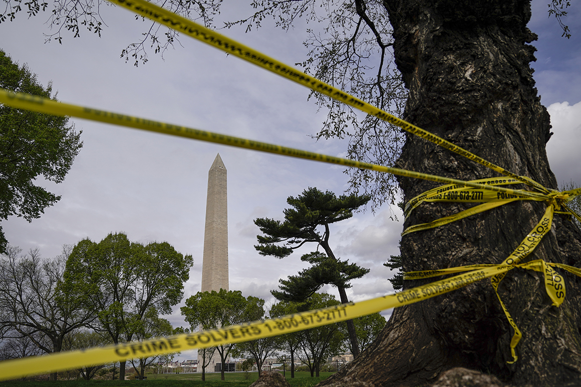 D.C. leaders worry an outbreak that cripples the nation