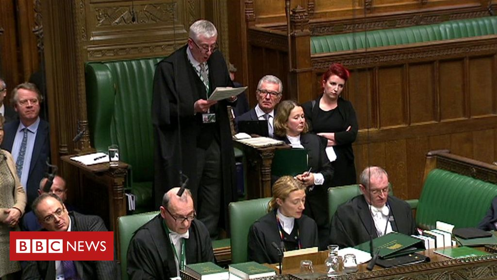 Coronavirus: Commons Speaker requires 'digital Parliament'