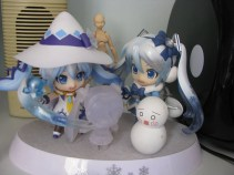 Abominable Snow Miku