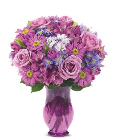 Lovely Lavender Bouquet at From You Flowers Lovely Lavender Bouquet