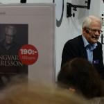 Ingvar Carlsson besöker Bokmässan