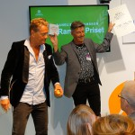 Torgny Karnstedt fick årets Björn Ranelid-pris