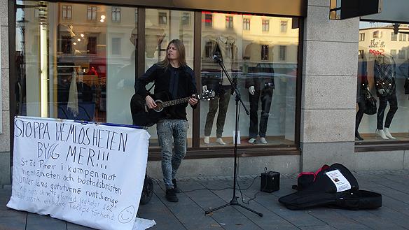 Peter Ahlborg besökte Linköping förra veckan - nu kan du läsa ett reportage om det i Linköpings-Posten. Foto: Hasse Sukis