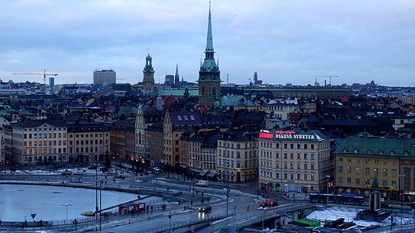 Det tar 8 år i genomsnitt att få en lägenhet i Stockholm när du står i kö i  bostadskön. Allt talar för att du behöver få vänta ännu längre i  framtiden. Foto: Peter Ahlborg