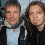 Iron Maidens sångare sjuk i cancer
