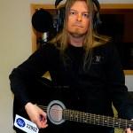 Peter Ahlborg bjuder på fyra olika musikstilar