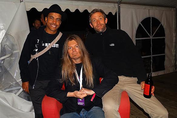 Timbuktu Peter och Svante Solid Sound 2014_584