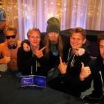Musikgruppen De Vet Du ska börja jobba på TV4