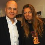 """Reinfeldts ord till Ahlborg: """"Har inte du tagit tillräckligt med bilder?"""""""