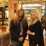 Peter Ahlborg träffar Carolina Gynning