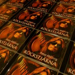 Nu är omslaget klart till Peter Ahlborgs låt Rockstjärna