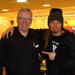 Peter Ahlborg träffar Mats Karlsson – Sveriges bästa bowlare genom tiderna