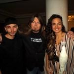 Välkomstfesten till Melodifestivalen kom av sig efter diskningen av Anna Book