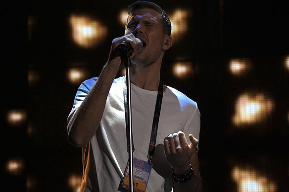 Din låt Constellation Prize är den låt som växer mest. Men jag är rädd för att svenska folket inte hinner upptäcka den innan det är försent - tyvärr. Foto: Peter Ahlborg