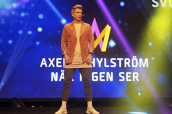 """Bidrag nr 5 – """"När ingen ser"""" med Axel Schylström. Foto Peter Ahlborg"""