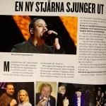 Peter Ahlborg skriver om Melodifestivalen i Faktum