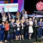 Socialdemokraterna väljer nytt verkställande utskott