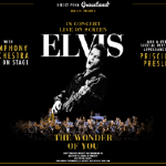 """Elvis – The Wonder of You"" – till Sverige 2018"