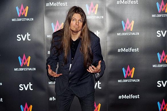 Peter Ahlborg följer Melodifestivalen för fjärde året i rad. Idag den 3 februari har Melodifestivalen premiär i Karlstad. Peter Ahlborg är på plats och bevakar. Foto: Privat