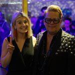 Här kommer lite bilder från Melodifestivalens efterfest i Göteborg