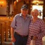 Russell och Svea Peterson har varit gifta i 54 år