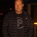 Peter Ahlborg besöker Åbytravet onsdagen den 7 november 2018