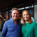 PeterAhlborgföljde valets sista 2 hektiska dagar