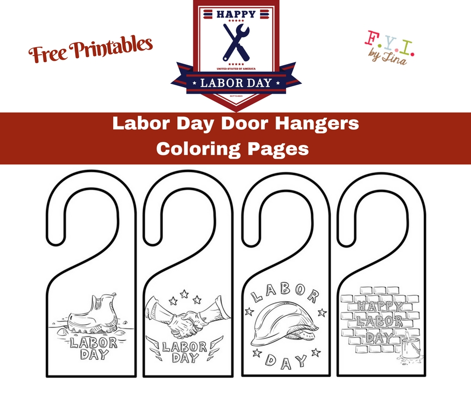 door hangers free printable fyi by tina