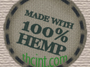 Made with 100% HEMP