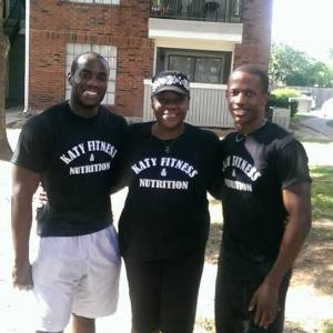 Dennis Sanders Jr. (trainer), Brenda Limbrick-Sanders (owner), Terrell Washington (trainer)