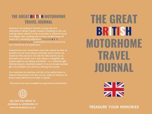 The Great British Motorhome Travel Journal