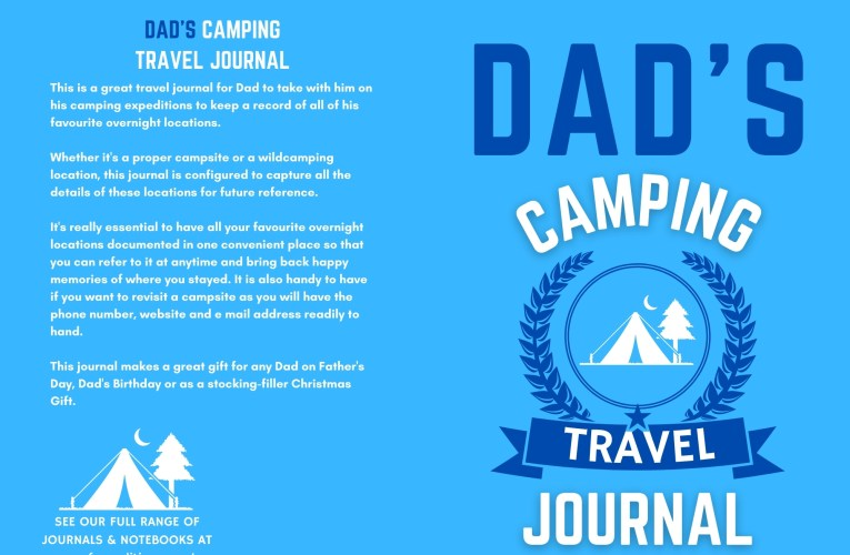 Sorted – The Best Camping Gift For A Father – with FREE POSTAGE