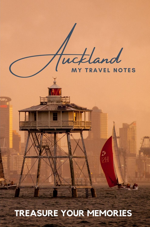 Auckland - Cities Notebooks
