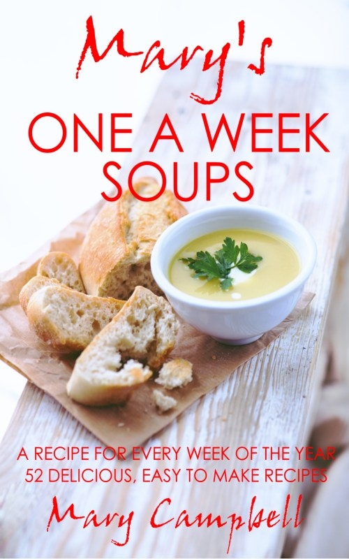 Mary's One A Week Soups