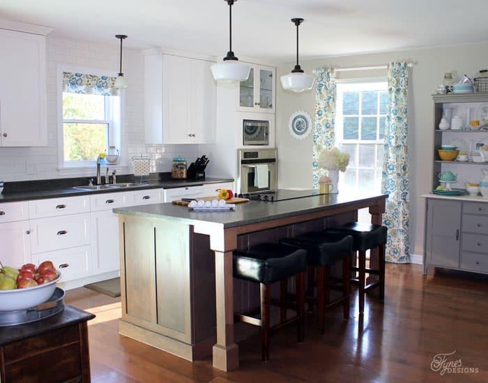 Modern Farmhouse Kitchen Ideas - FYNES DESIGNS