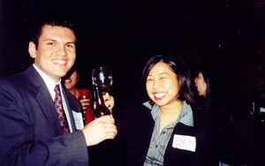 FYP Networking Happy Hour, March 2002