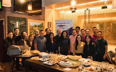 November Social & Fundraiser for Typhoon Mangkhut