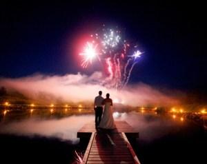 Bröllpsfyrverkeri