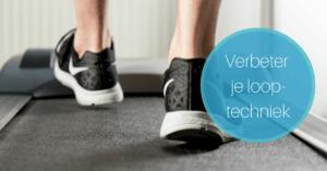 Langdurig hardlopen: verbeter je looptechniek